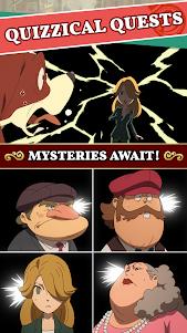 Layton's  Mystery Journey 1.0.6 screenshot 4