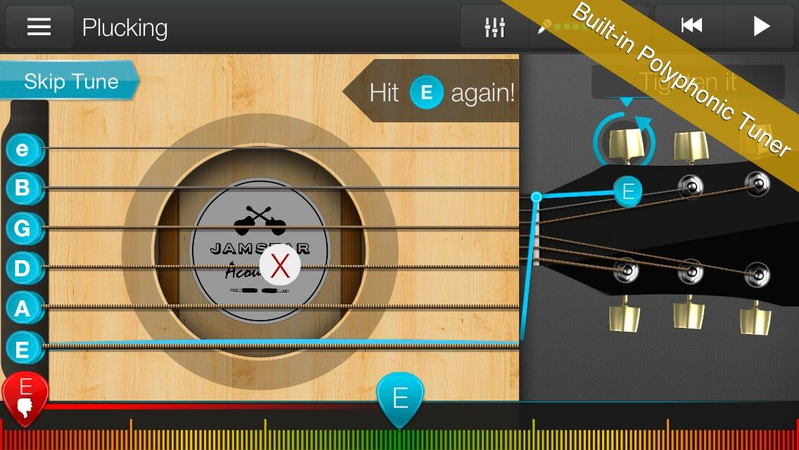 Jamstar Acoustics Learn Guitar 221 Apk Download Android Music