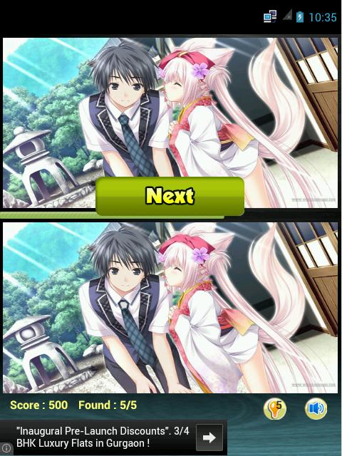 Romantic Anime Game 10 Screenshot 1