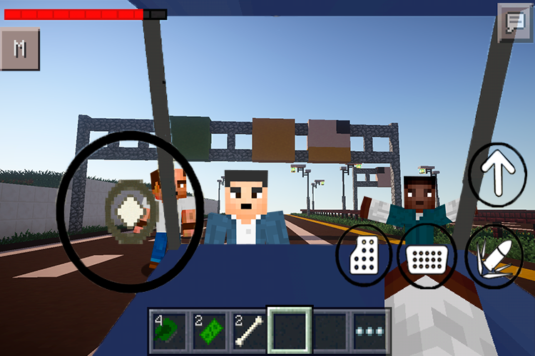 Mod gta 5 for minecraft for android apk download.