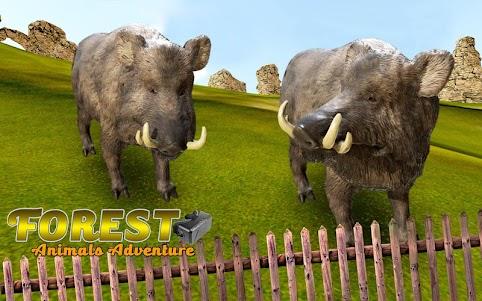 VR Forest Animals Adventure 1.9 screenshot 3