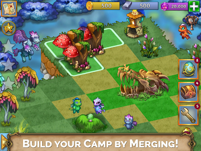 Merge Dragons 1.2.2 screenshot 5