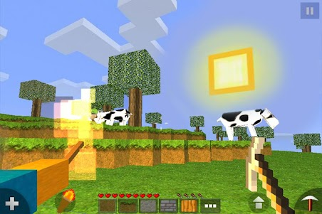 Cube Craft 2 : Survivor Mode 2 screenshot 21
