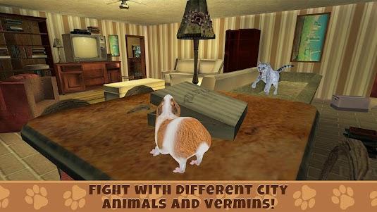 Guinea Pig Simulator: House Pet Survival 1.2.0 screenshot 2