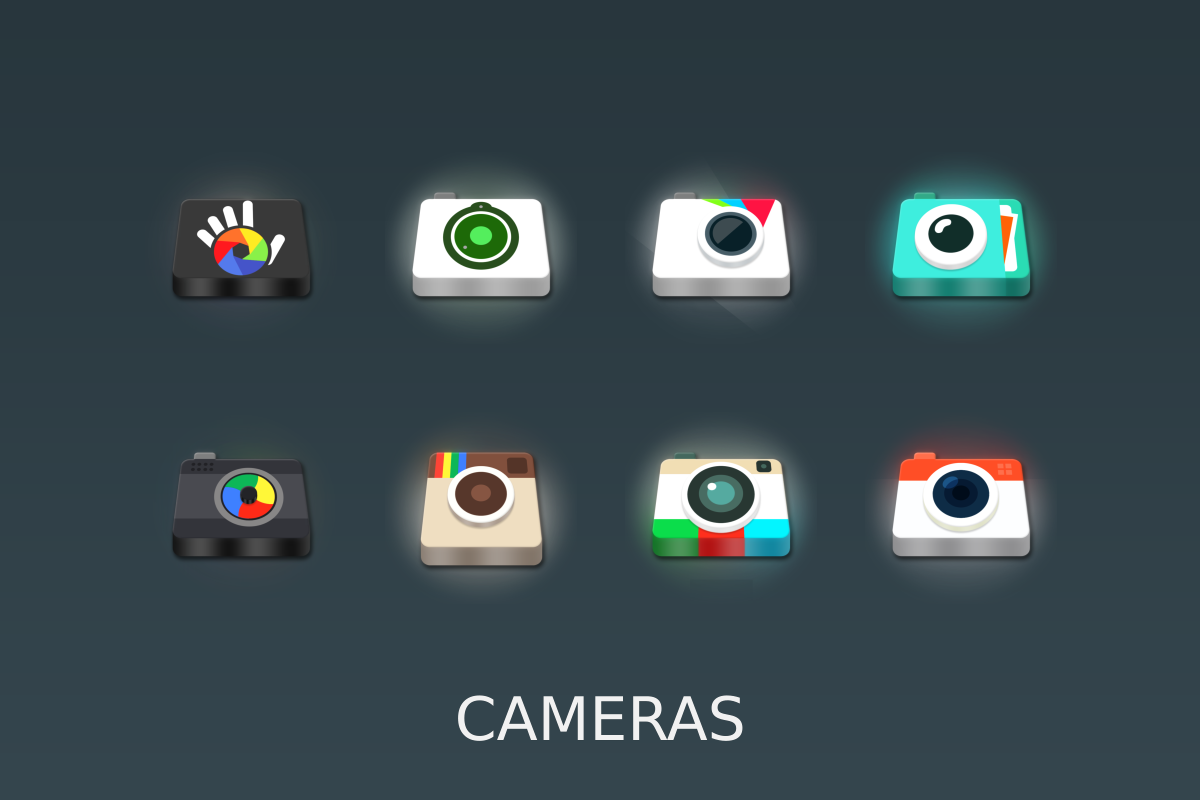 led 3d icon pack 3 2 0 apk download android personalization apps