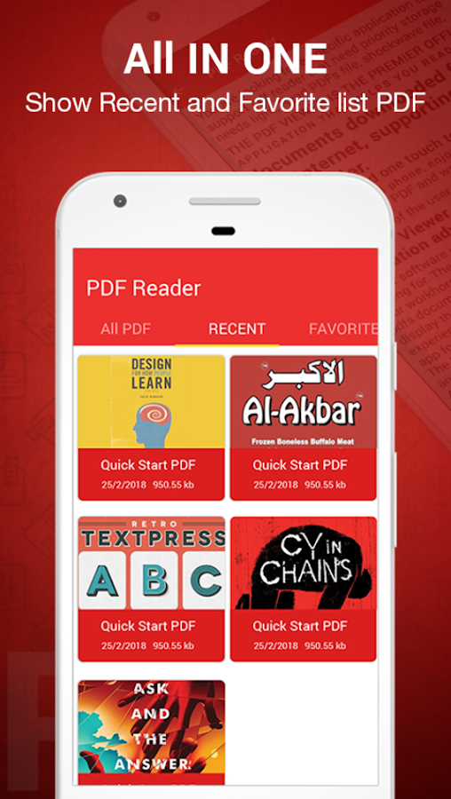 PDF Reader & PDF Viewer for Android 2 18 APK Download