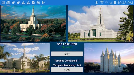 LDS Temple Mastery 2.0 screenshot 3