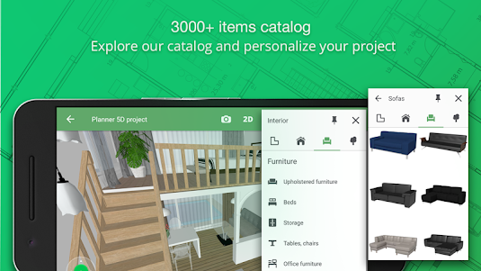 Planner 5D - Home & Interior Design Creator 1.16.4 screenshot 3