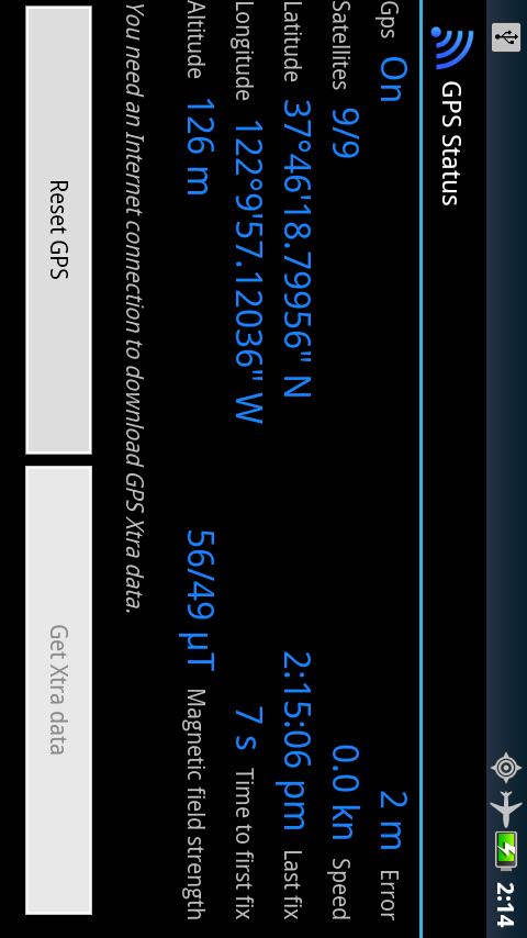 gps test apk download