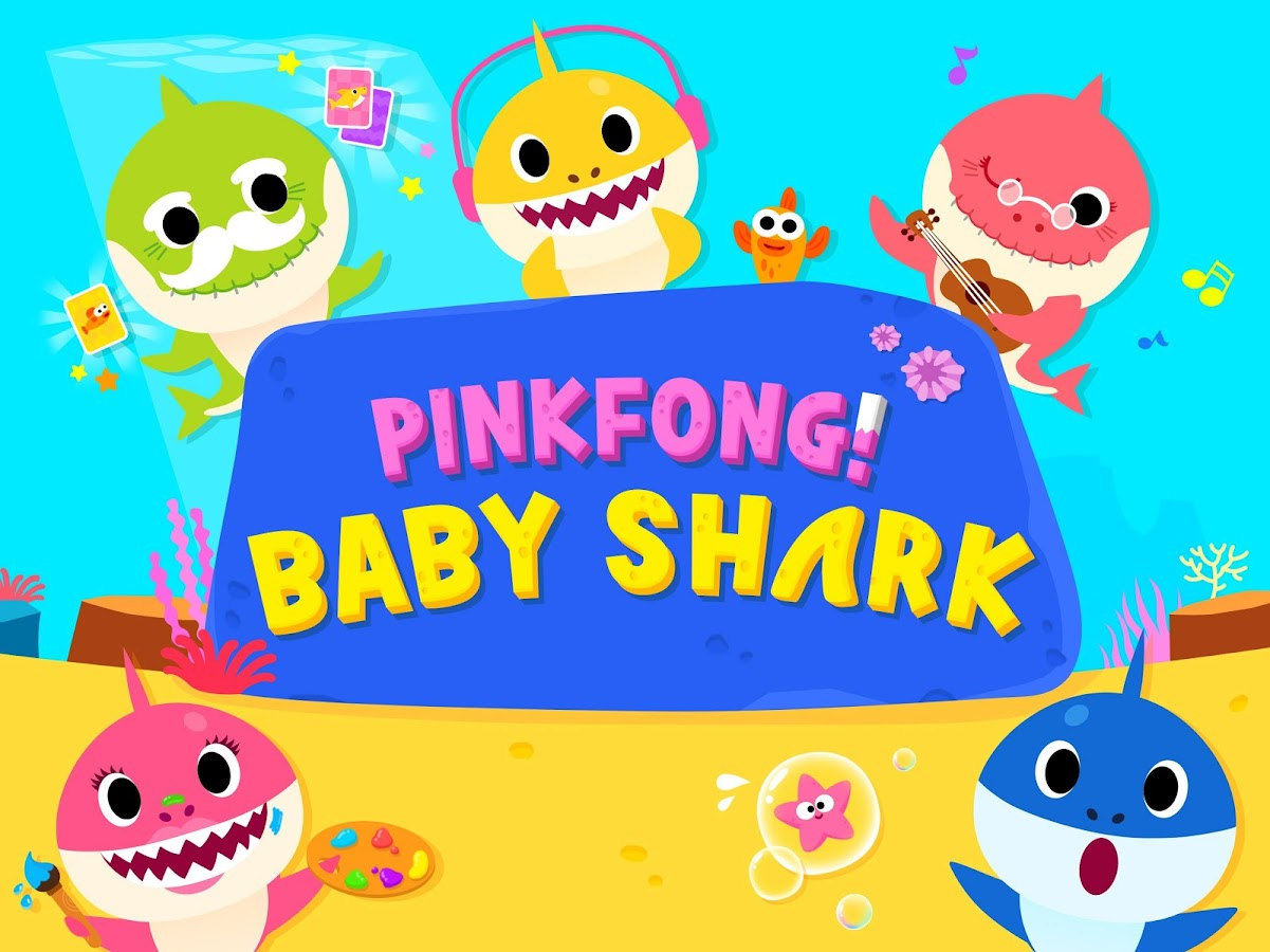 Pinkfong Baby Shark 17 Apk Download Android Education Apps
