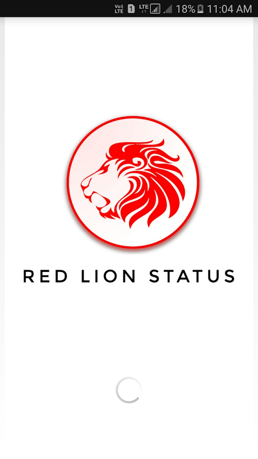 Red Lion Hindi Status 1 0 APK Download - Android Social Apps