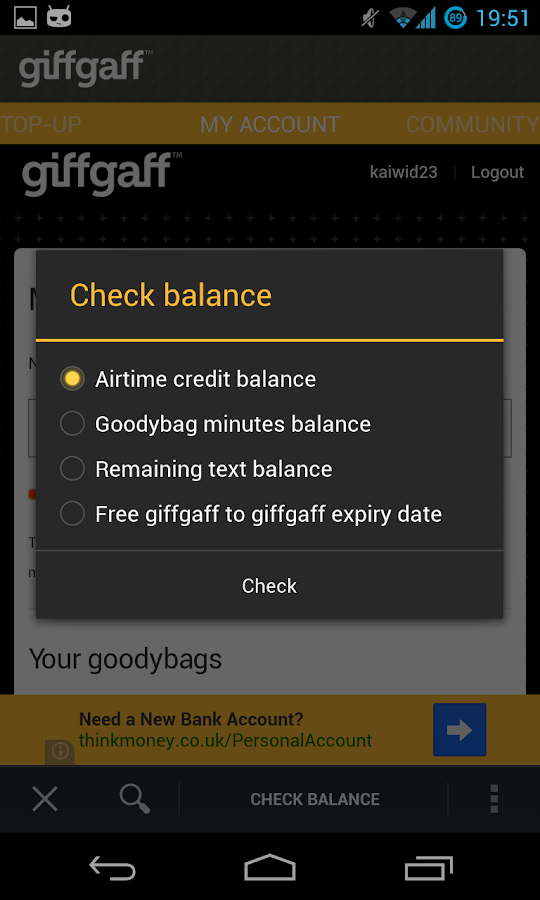 Giffgaff Plus 1 0 APK Download - Android Tools Apps