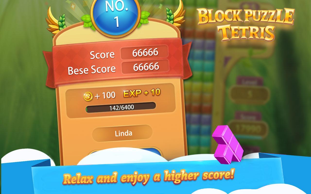Brick Tetris Classic - Block Puzzle Game 1 2 6 APK Download