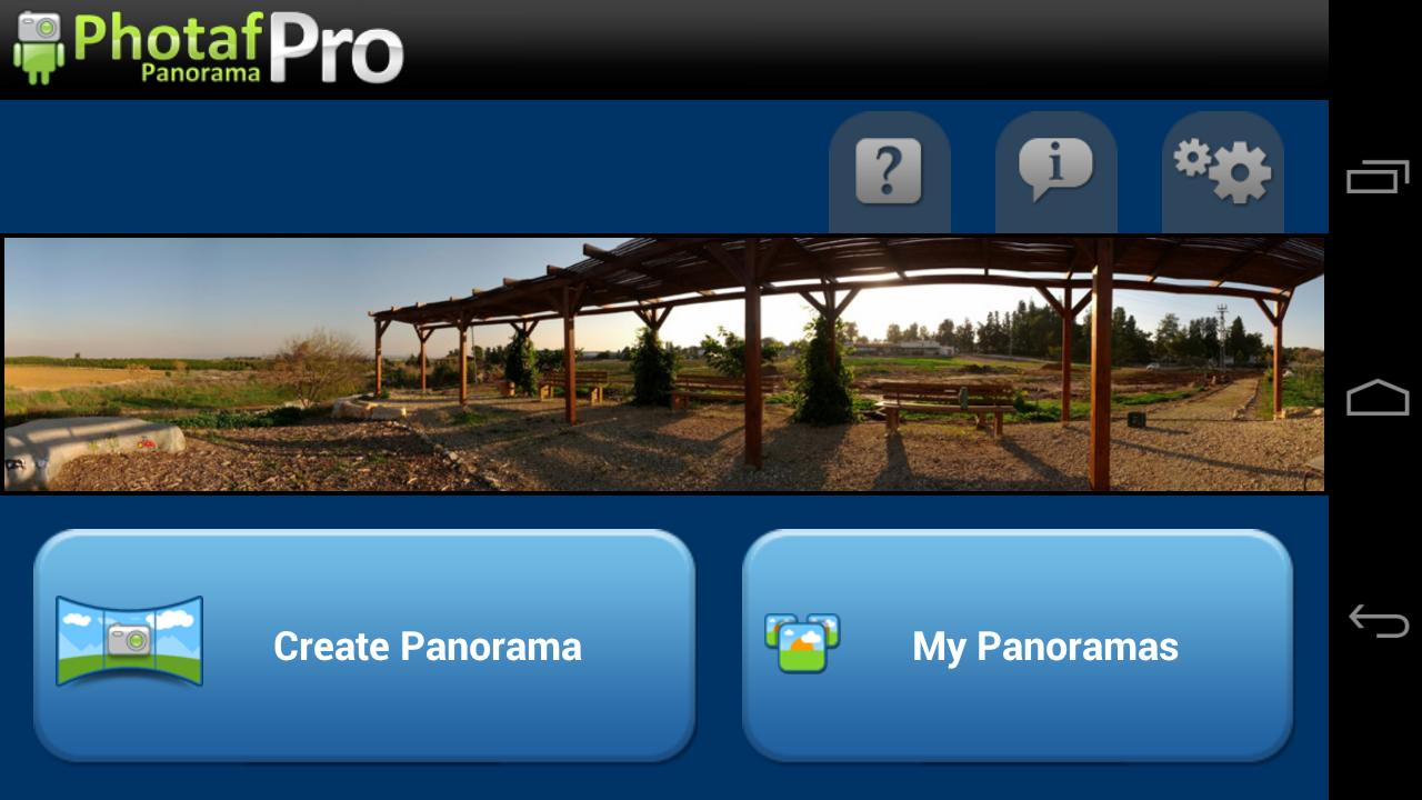 Photaf Panorama Pro 4 5 0 APK Download - Android Photography