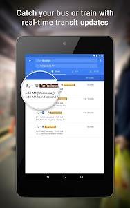 Maps - Navigation & Transit  screenshot 18