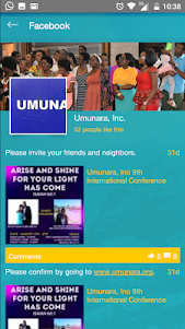 Umunara Inc. 1.1.0.0 screenshot 2