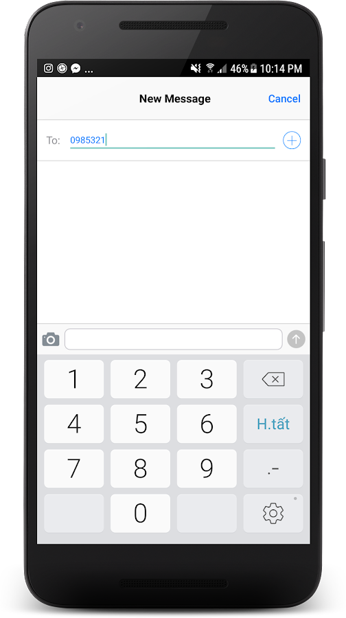 iMessage OS11 Style Phone X 20181301 0 APK Download - Android Tools Apps