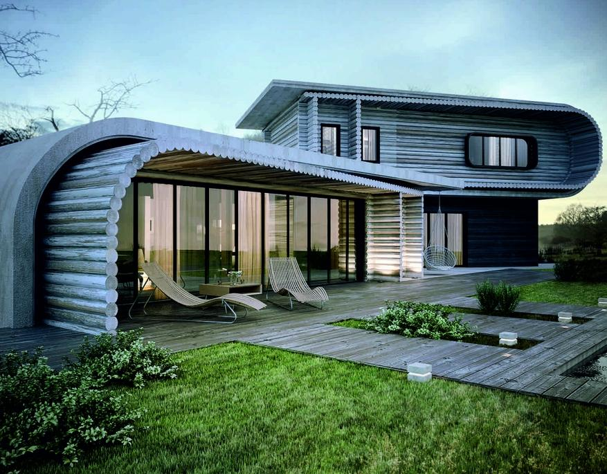 Wooden House Design Ideas 1.0 APK Download - Android Lifestyle Apps