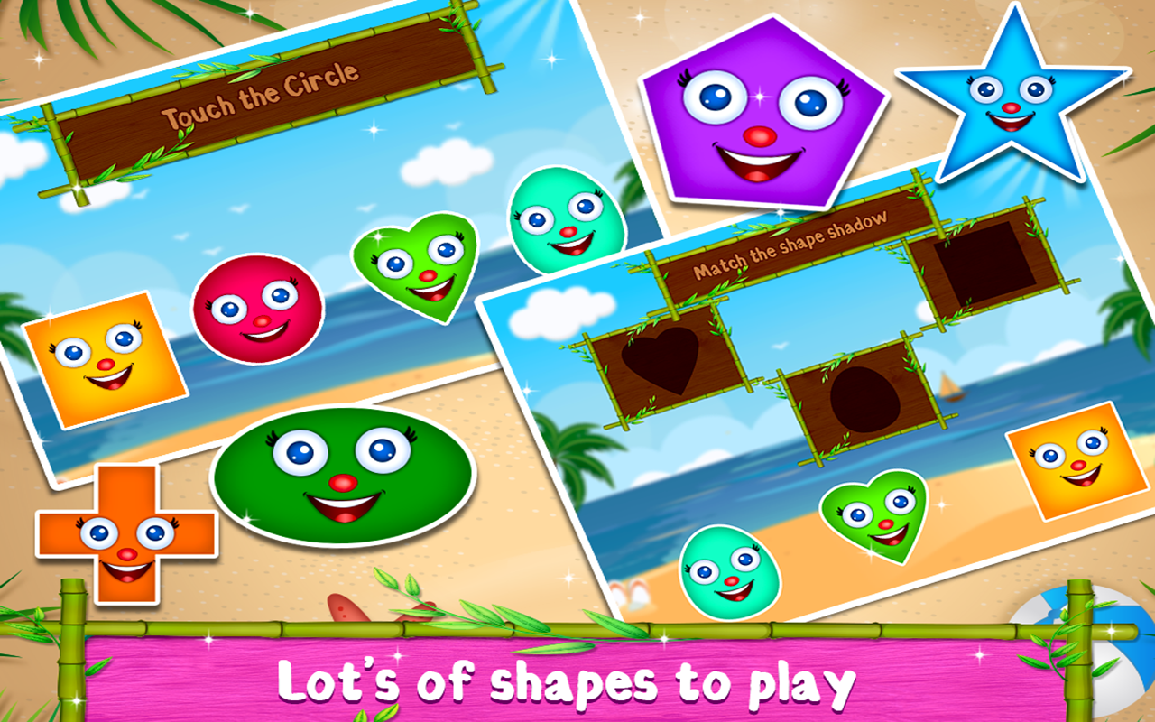 Kids Shapes Learning - Educational Game For Kids 1.0 APK Download ...