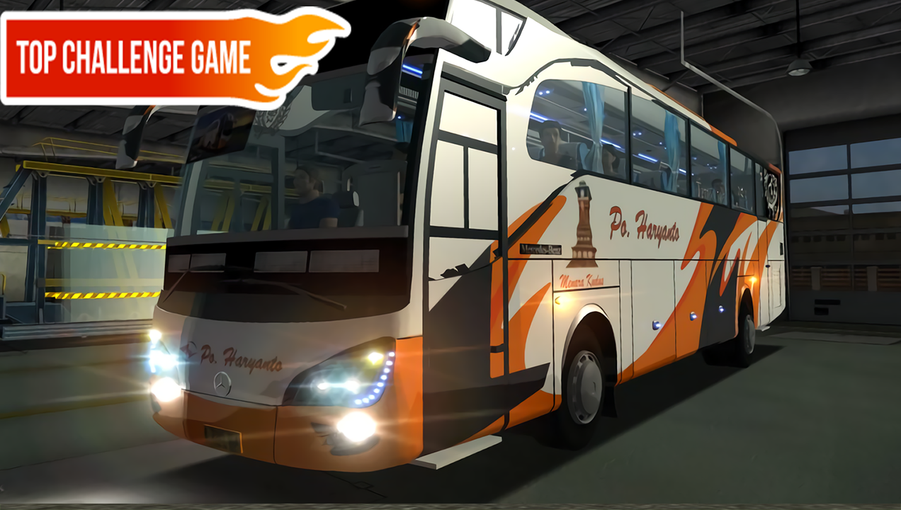 Bus Simulator Indonesia 2017 3 APK Download - Android Simulation Games