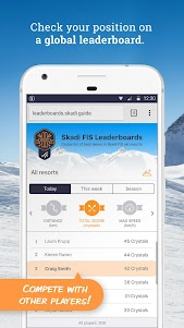 Skadi FIS Ski & Play with AR 2.5.280 screenshot 4