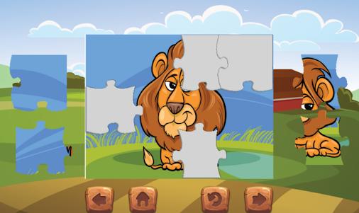 Animal Farm Puzzles for kids 1.0.0 screenshot 4