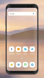 Theme for Oppo F5 and F9 Pro 3.0 screenshot 1
