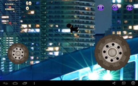 Jumping Ninja 1.0 screenshot 11