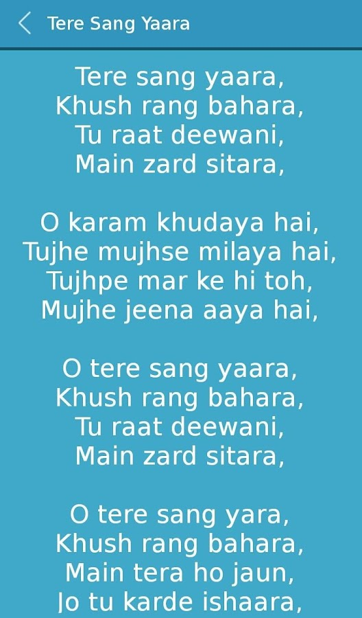 Atif Aslam Hit Songs Lyrics 5 APK Download - Android Music & Audio Apps