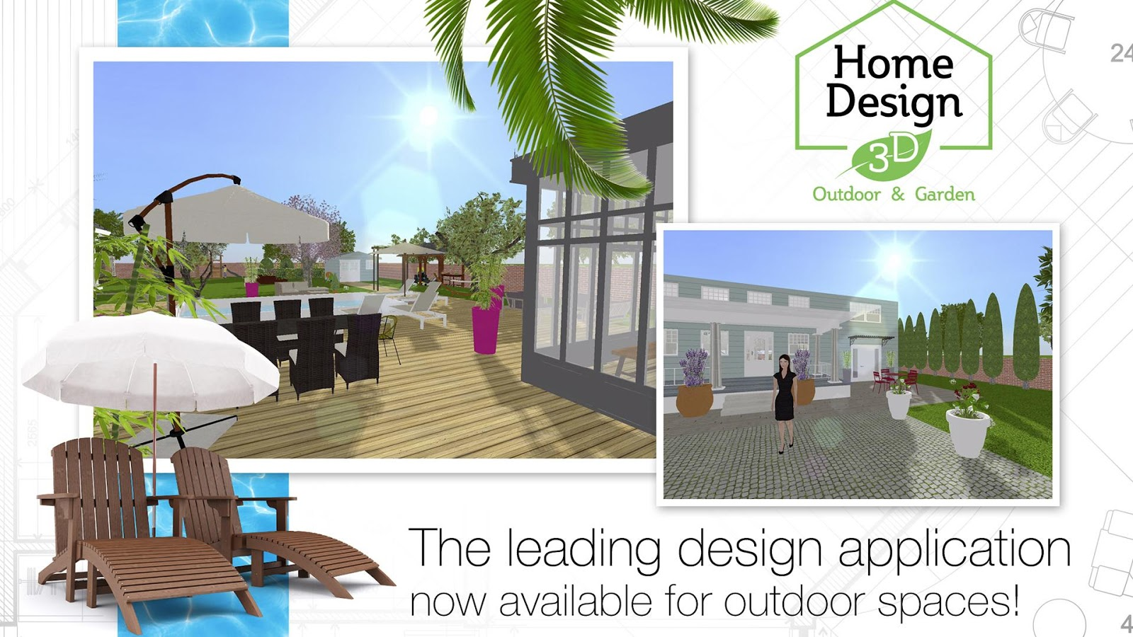 Home design 3d outdoor garden 4 2 4 screenshot 1