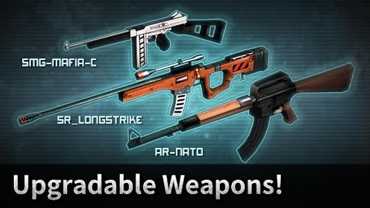 Dead Machine Gun : Zombie Run 0.10101 screenshot 8