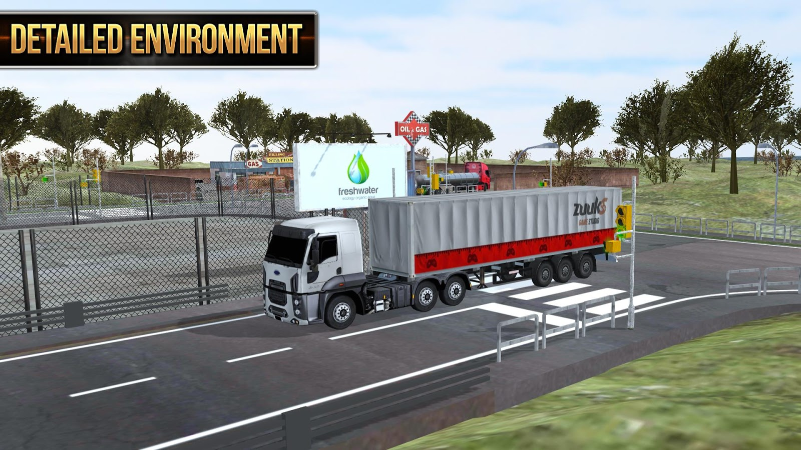 Euro Truck Driver 2018 Truckers Wanted 1 0 7 Apk Download