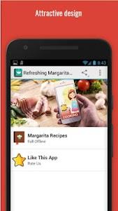 Refreshing Margarita Recipes 1.0 screenshot 1