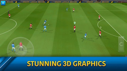 Dream League Soccer 2019 6.03 screenshot 11