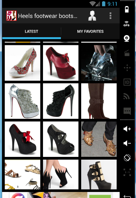 a279ea83d Women's shoes fashion 6.1.7 APK Download - Android cats.beauty Apps