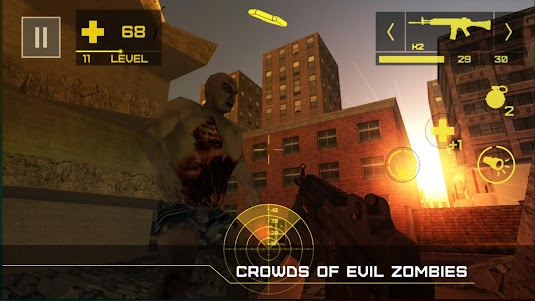 Zombie Defense 2: Episodes 2.61 screenshot 5