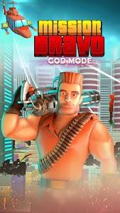 Mission Impossible Bravo: GOD MODE  screenshot 1