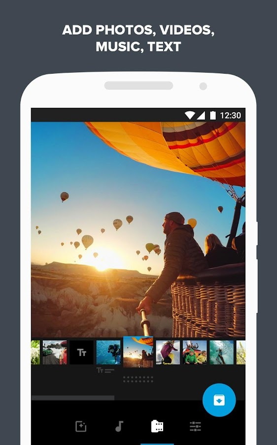 free video maker for android