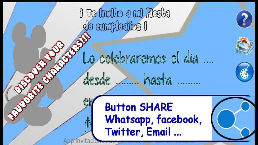 Create birthday invitations 45 apk download android education apps create birthday invitations 45 screenshot 4 filmwisefo
