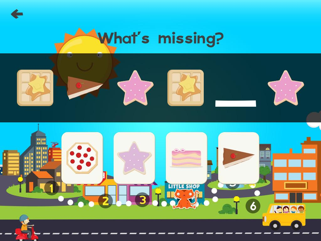 Animal Math Games for Kids 2.3 APK Download - Android Educational Games