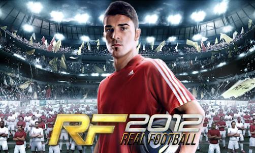 Real Football 2012 1.6.1d screenshot 14