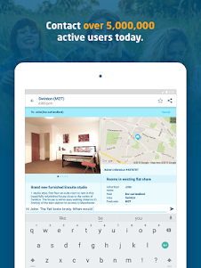 SpareRoom UK — Room & Flatmate Finder 2.16.1.1540-uk screenshot 9