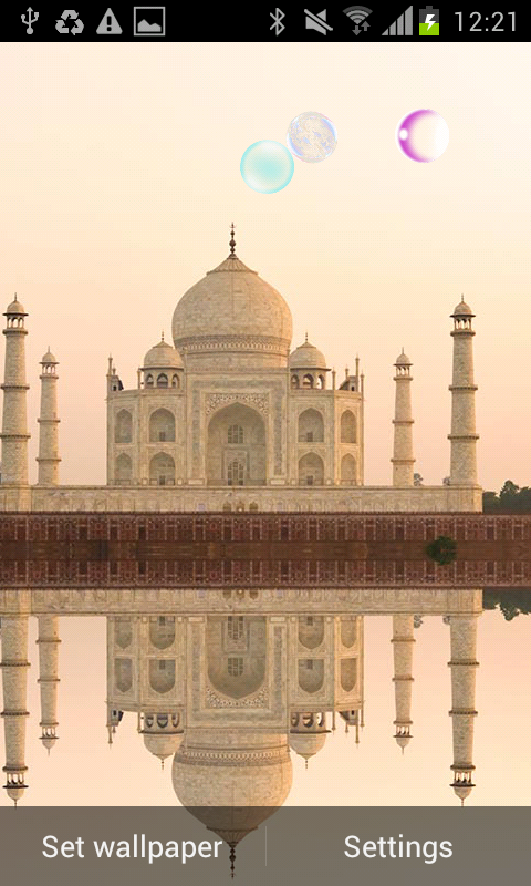 Taj Mahal Hd Wallpaper 10 Apk Download Android Personalization Apps