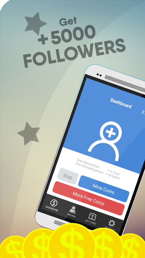 Real Followers VIP 1 0 0 APK Download - Android