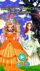 Magic Princess Spa Salon 1.3 screenshot 1