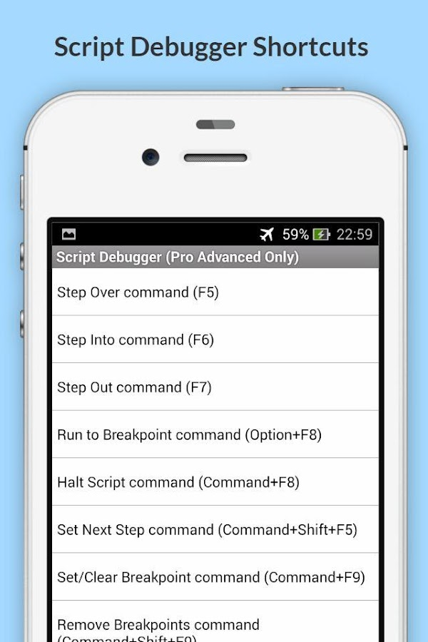 Free FileMaker Pro Shortcuts 3 8 APK Download - Android Productivity