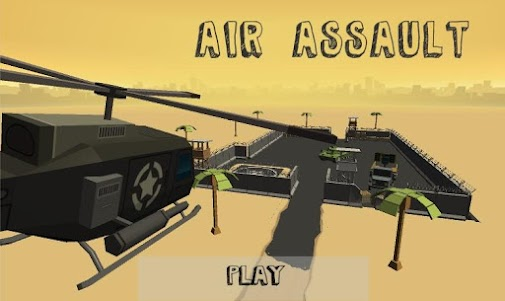 Air Assault 1.1 screenshot 1