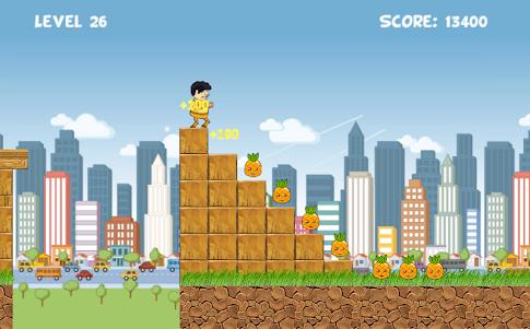 Pineapple Pen Jump 1.2 screenshot 4