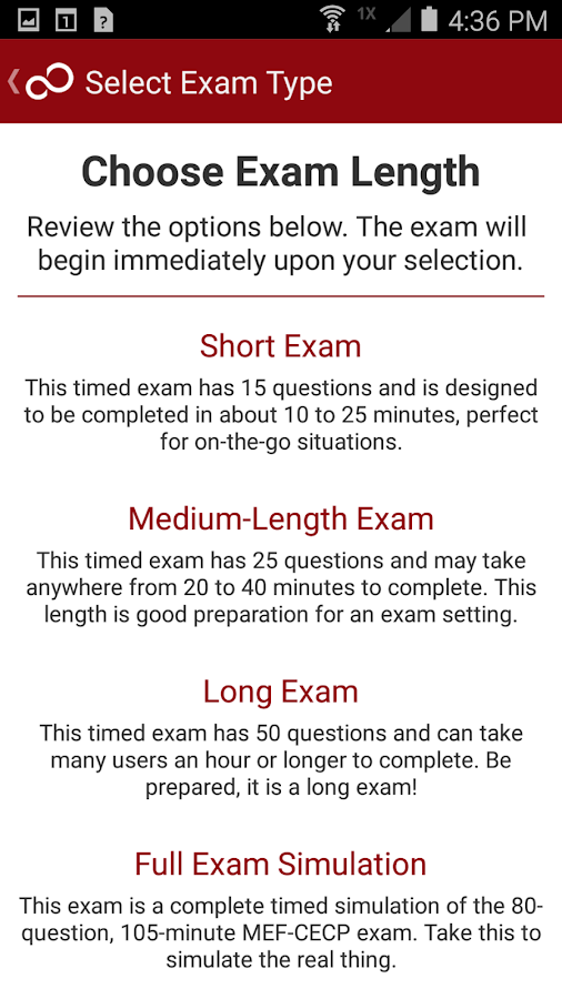 Mef cecp exam trainer c 31 apk download android education apps mef cecp exam trainer c 31 screenshot 3 malvernweather Image collections