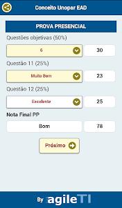 Conceito Unopar EAD 1.1.4 screenshot 1